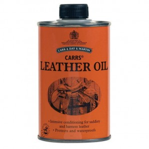 Olej do skóry C&D&M Carrs Leather Oil 300ml
