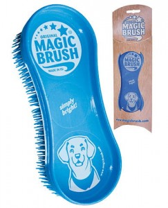Szczotka MAGIC BRUSH Dog bluesky