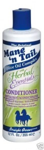 Odżywka MANE'N TAIL Herbal Essentials 355ml