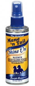 Odżywka MANE'N TAIL Shine On 120ml