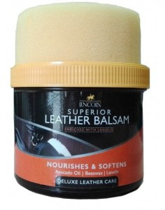 Balsam do skóry LINCOLN SuperiorLeatherBalsam 400g
